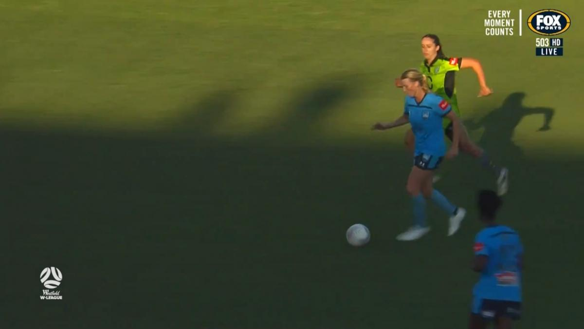 Sydney FC v Canberra United | Match Highlights | Westfield W-League