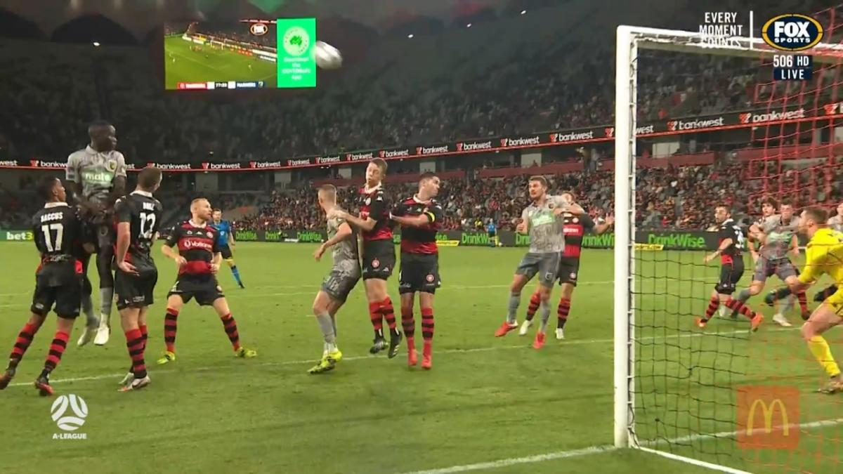 Western Sydney Wanderers v Central Coast Mariners | Mini Match | A-League