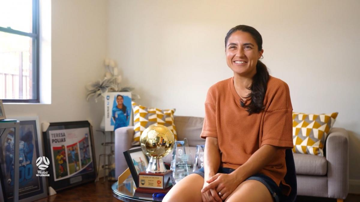 Teresa Polias on her record six Grand Finals | Westfield W-League
