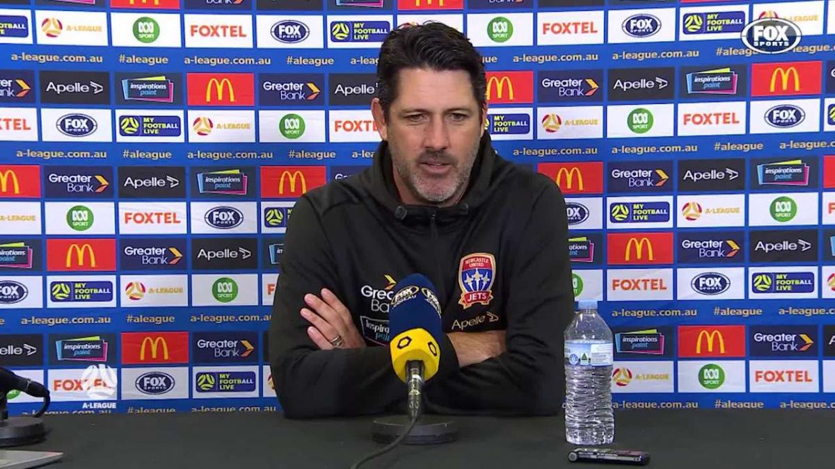 Deans: It's the same conversation every week | Press Conference | A-League