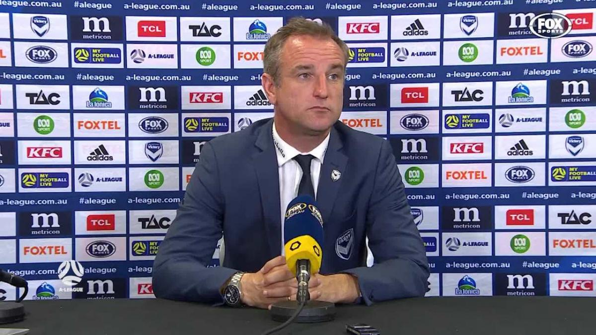 Brebner: Our ambitions are higher than avoiding wooden spoon | Press Conference | A-League