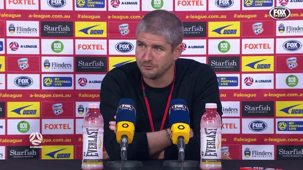 Robinson: We need to improve the finer details | Press Conference | A-League