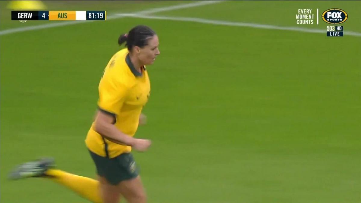 GOAL: Gielnik - Australia's super substitute scores