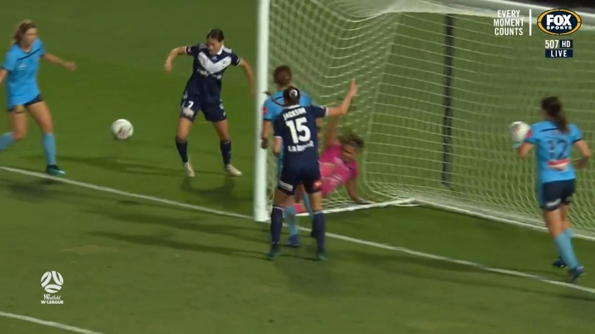 Sydney FC v Melbourne Victory | Match Highlights | Westfield W-League