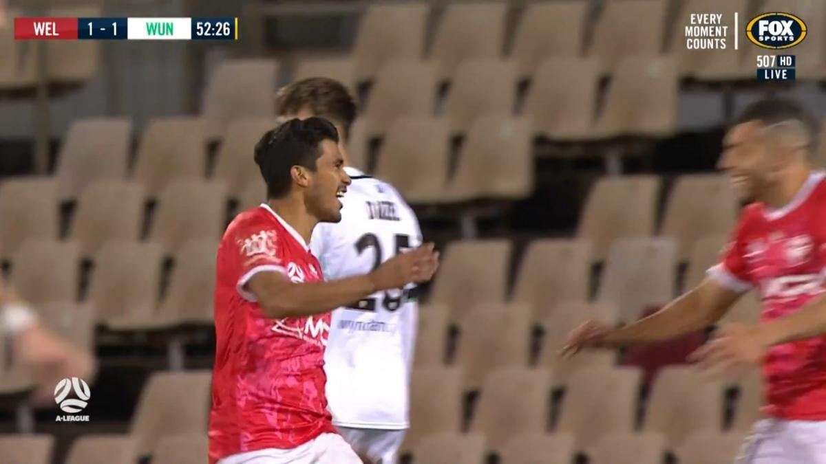 GOAL: Sotirio- The winger with the final touch
