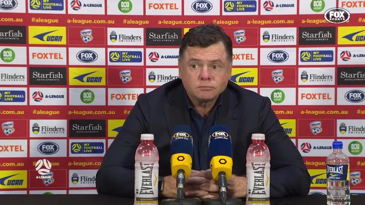 Veart: We will continue with the attacking brand of football | Press Conference | A-League