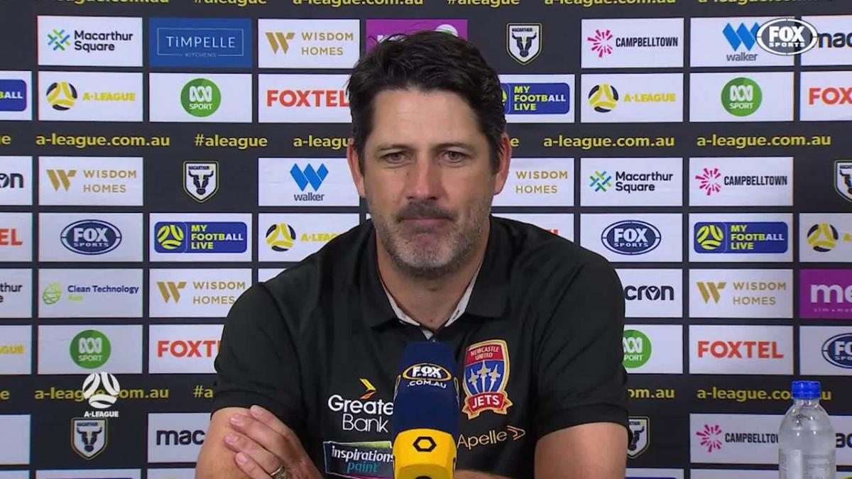Deans: We are going for points over the football | Press Conference | A-League
