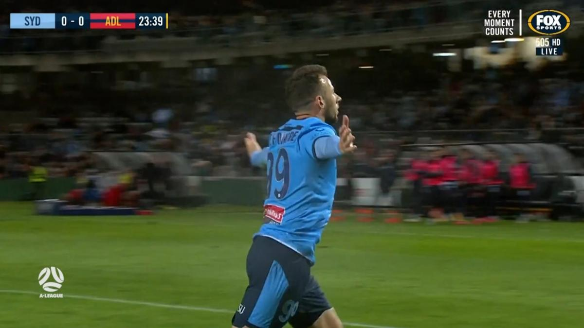 GOAL: Le Fondre - Alfie bags one from the spot