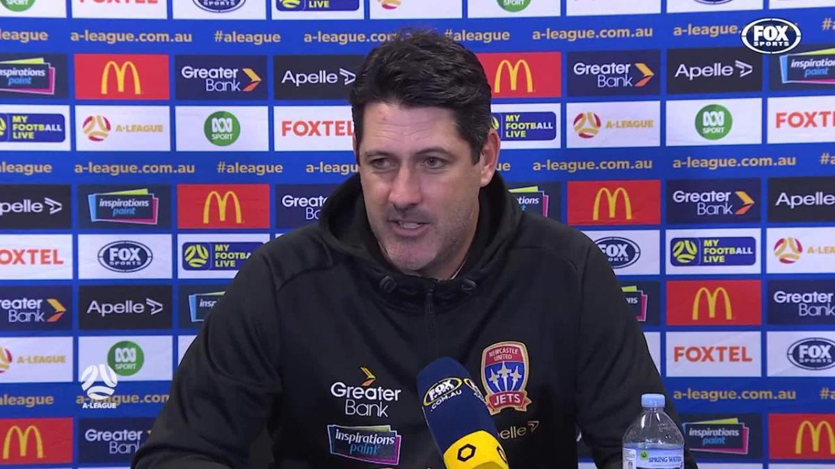 Deans: It is fine margins every week   Press Conference   A-League