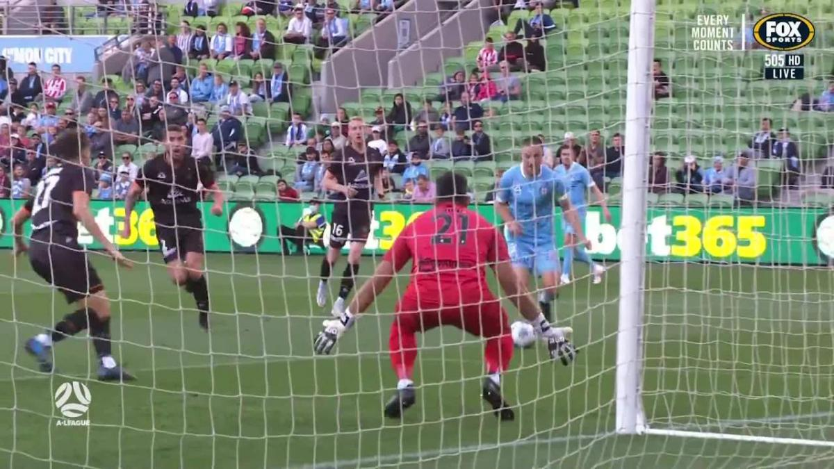 OWN GOAL: Trewin - Brisbane in real trouble