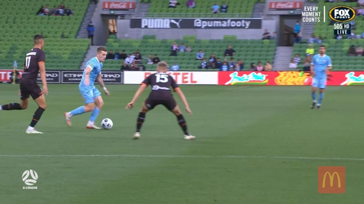 Melbourne City v Brisbane Roar | Mini Match | A-League