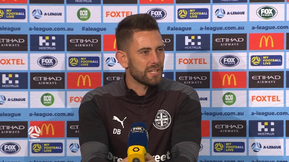 Buckingham: It's now about consistency for Connor | Press Conference | A-League