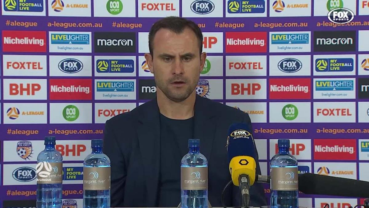 Garcia: Very pleased to see Chris back | Press Conference | A-League