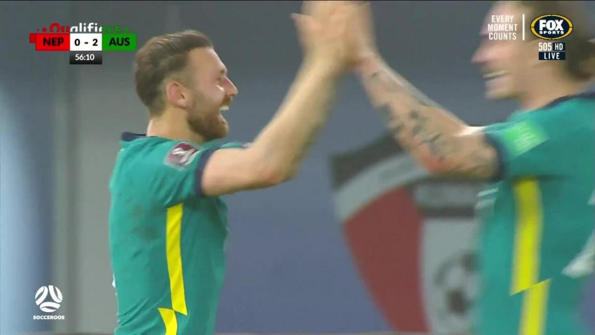 GOAL: Boyle - Hibs partnership secures the third goal