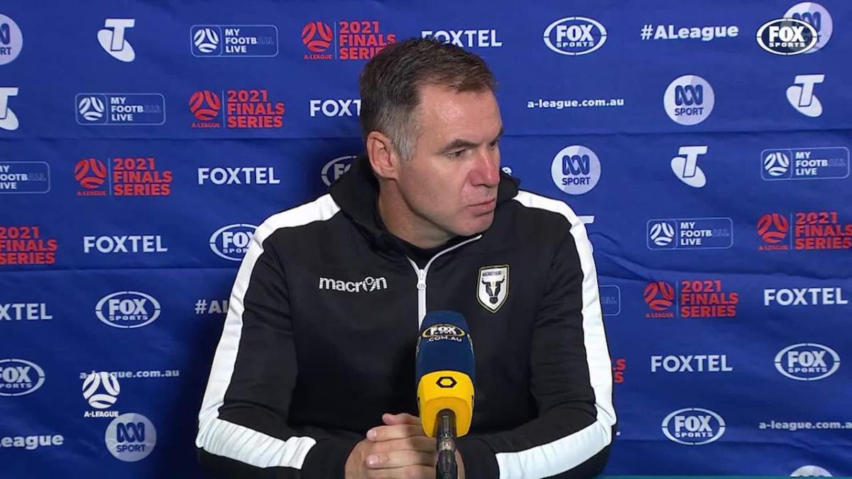 Milicic: I thought we dominated | Press Conference | A-League