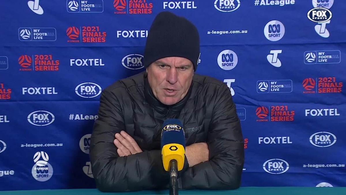 Stajcic: It's a gut-wrenching feeling | Press Conference | A-League