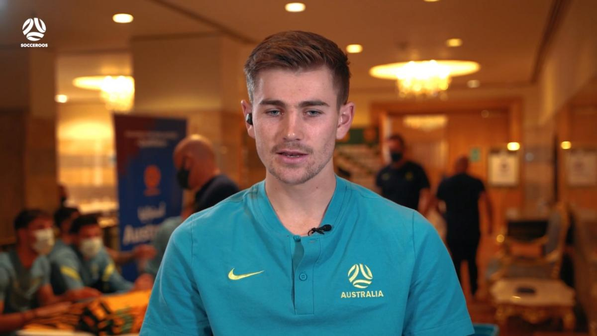 Connor Metcalfe's key takeaways from first Socceroos camp