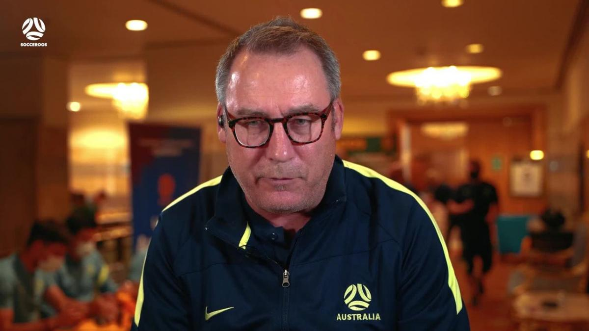 Renee Meulensteen on coaching 'absolutely brilliant' Fran Karacic | Socceroos Insider