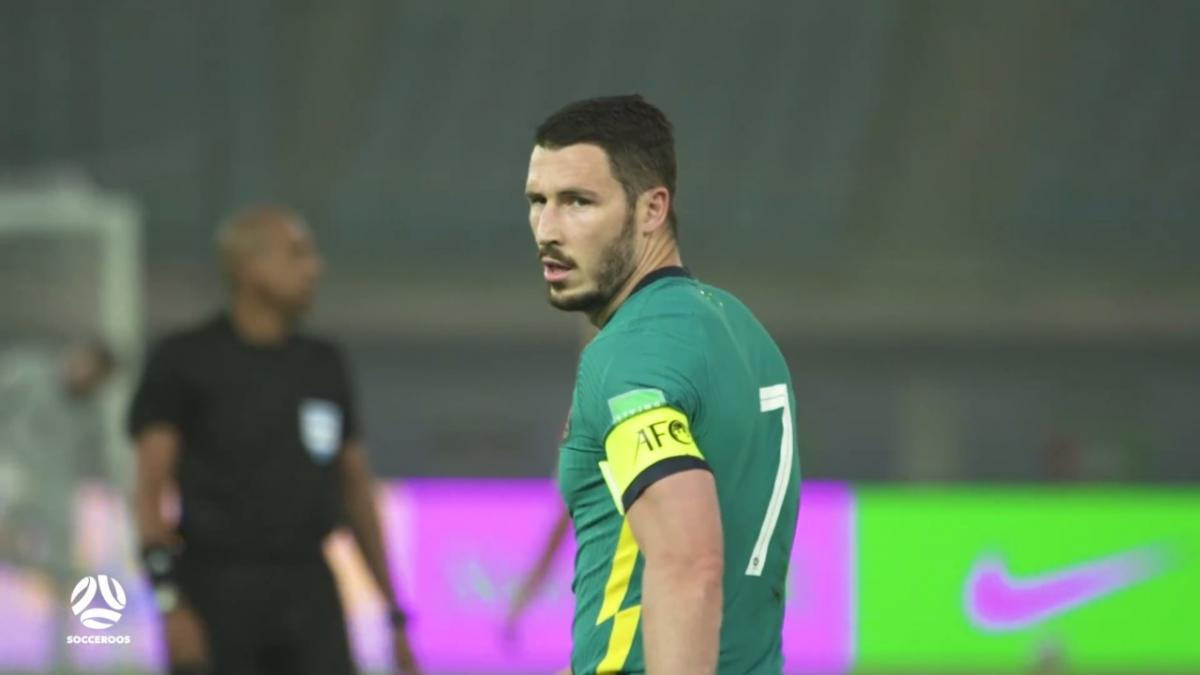 Mathew Leckie's best moments to earn Socceroos Player of the Match   Highlights   Australia v Nepal