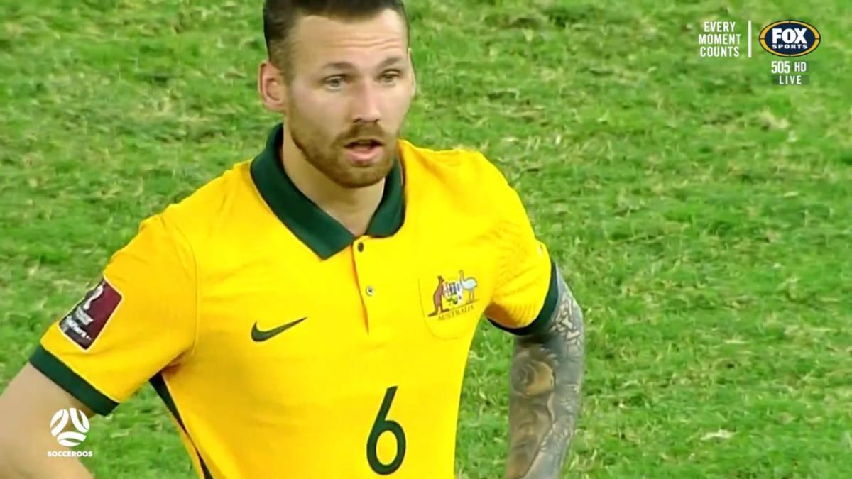 Martin Boyle takes the game to Jordan   Highlights   Socceroos v Jordan   FIFA World Cup qualifier