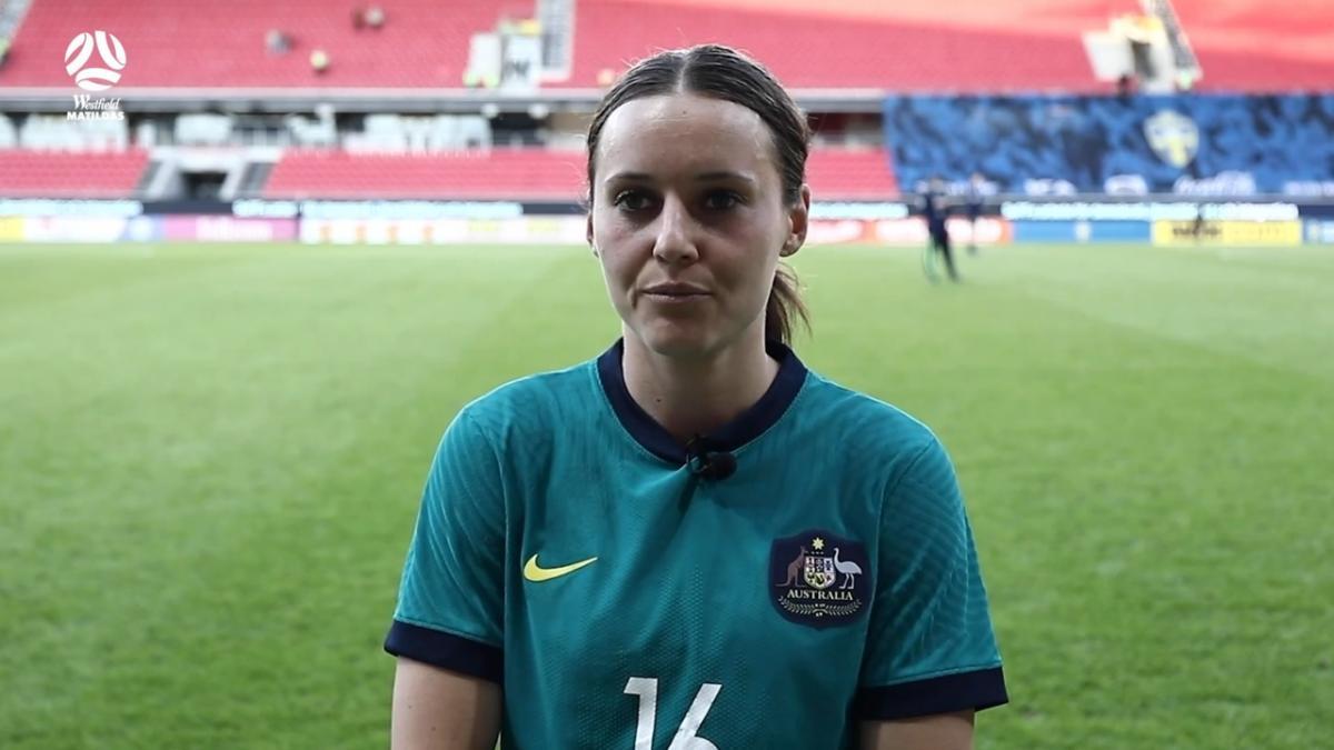We showed our fighting spirit today: Hayley Raso | Westfield Matildas