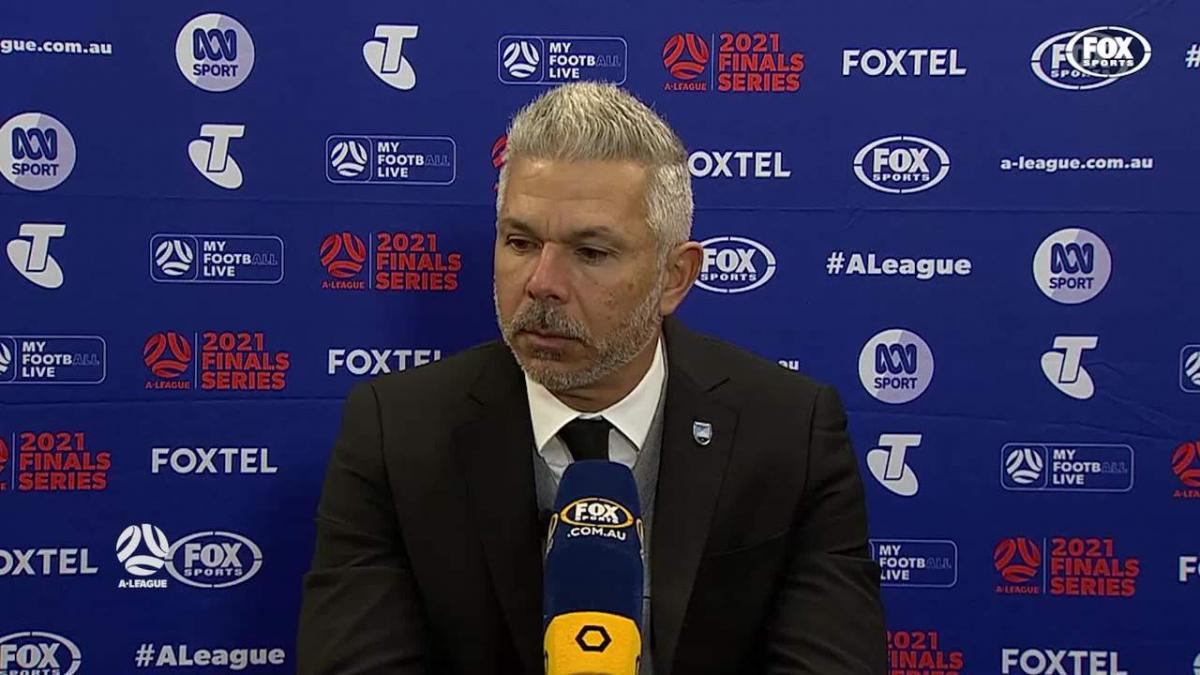 Corica: We're one game away from the objective | Press Conference | A-League