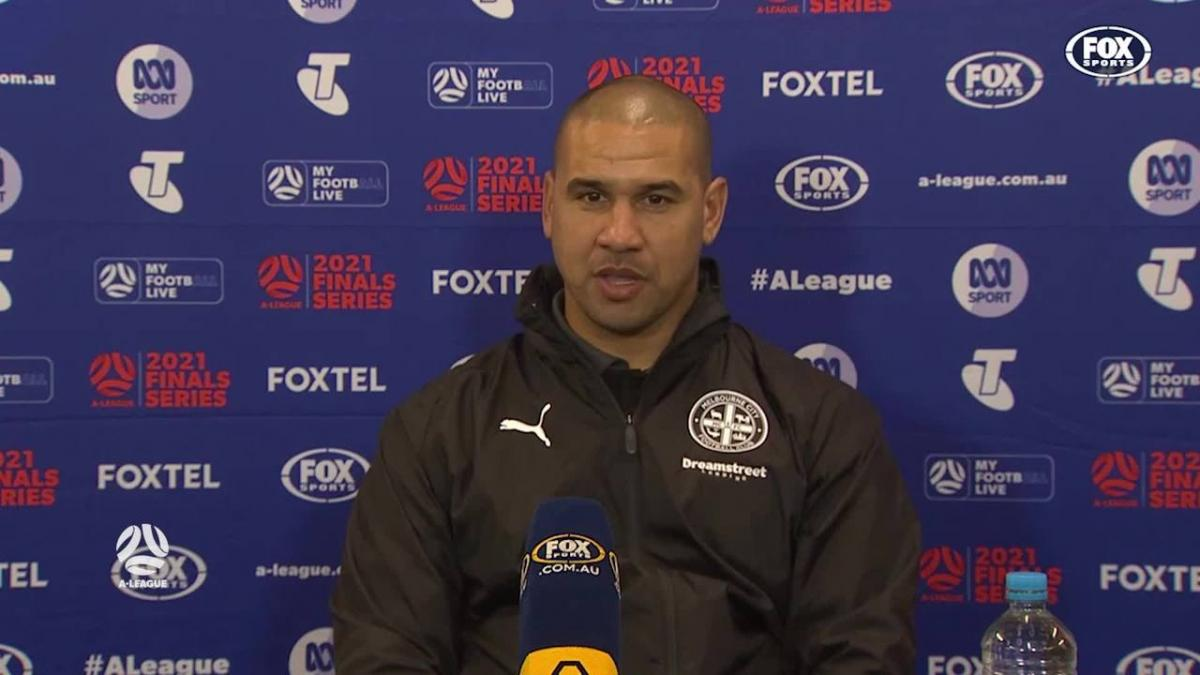 Kisnorbo: We showed great character tonight | Press Conference | A-League