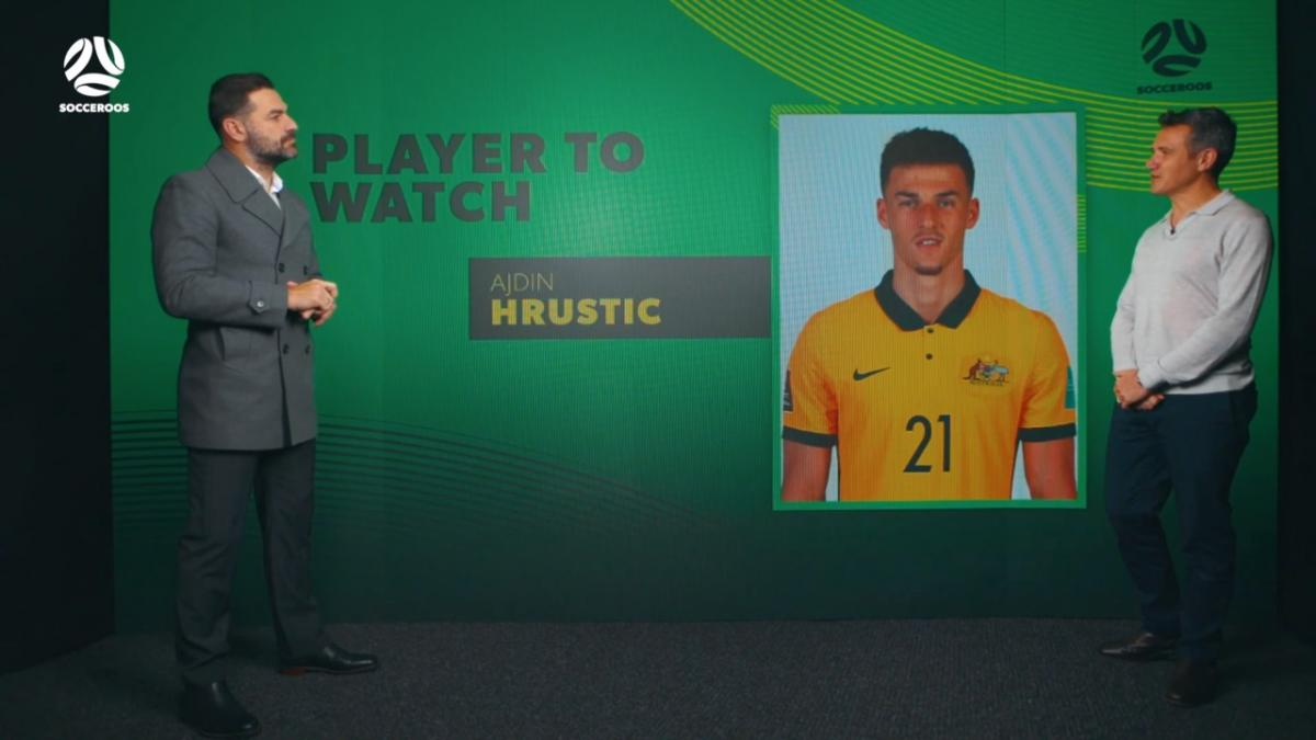 Player to Watch | Ajdin Hrustic | Socceroos Insider
