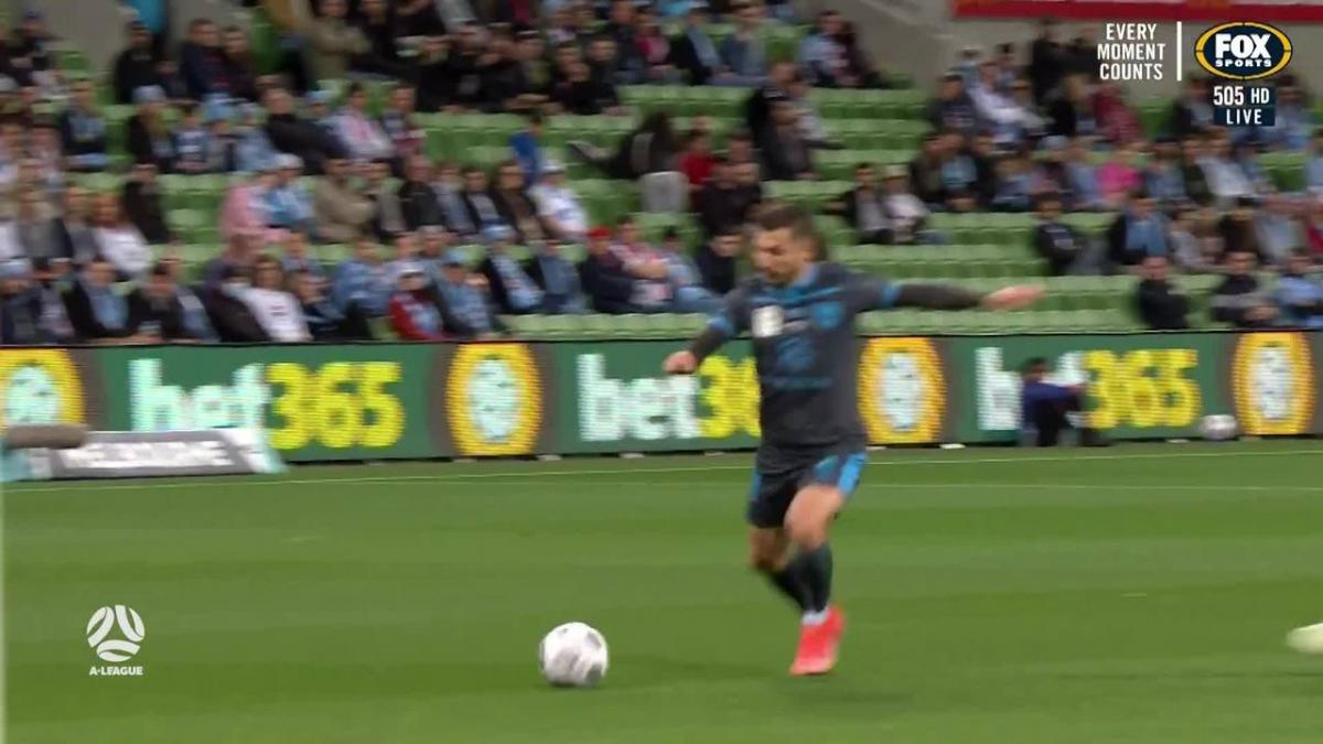 GOAL: Barbarouses - Sydney strike first in the Grand Final