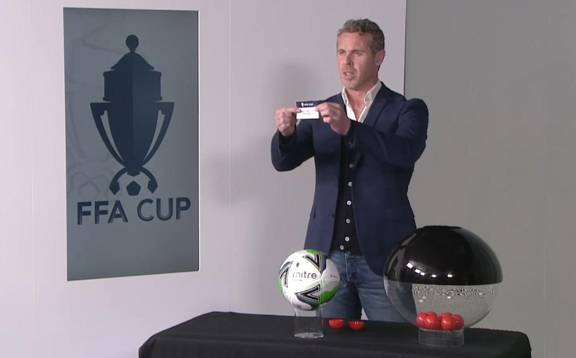 FFA CUP 2021 Round of 32| Draw