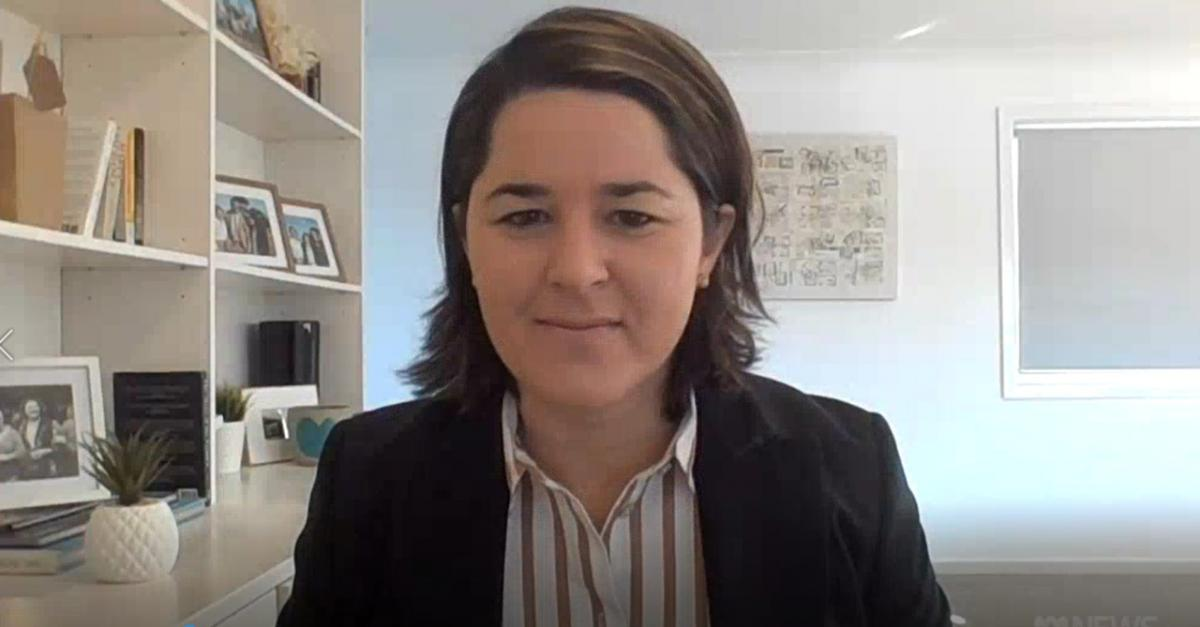 Sarah Walsh talks to the ABC about the 2023 FIFA Women's World Cup