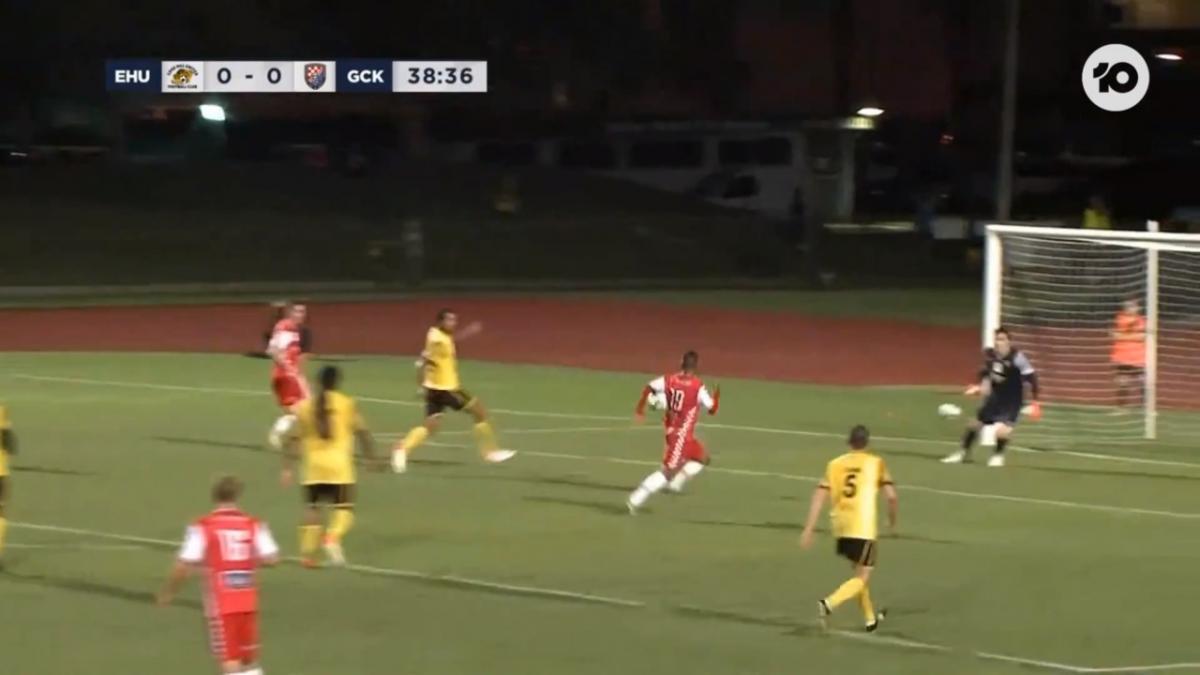 Edge Hill United v Gold Coast Knights | Highlights | FFA Cup