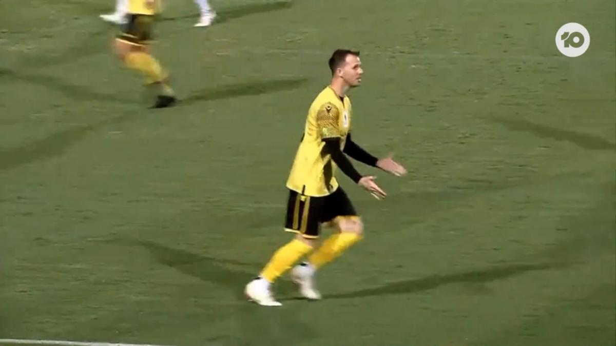 Edge Hill United v Gold Coast Knights | Extended Highlights | FFA Cup
