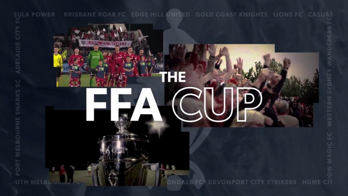 The FFA Cup Round of 32 returns in 2021