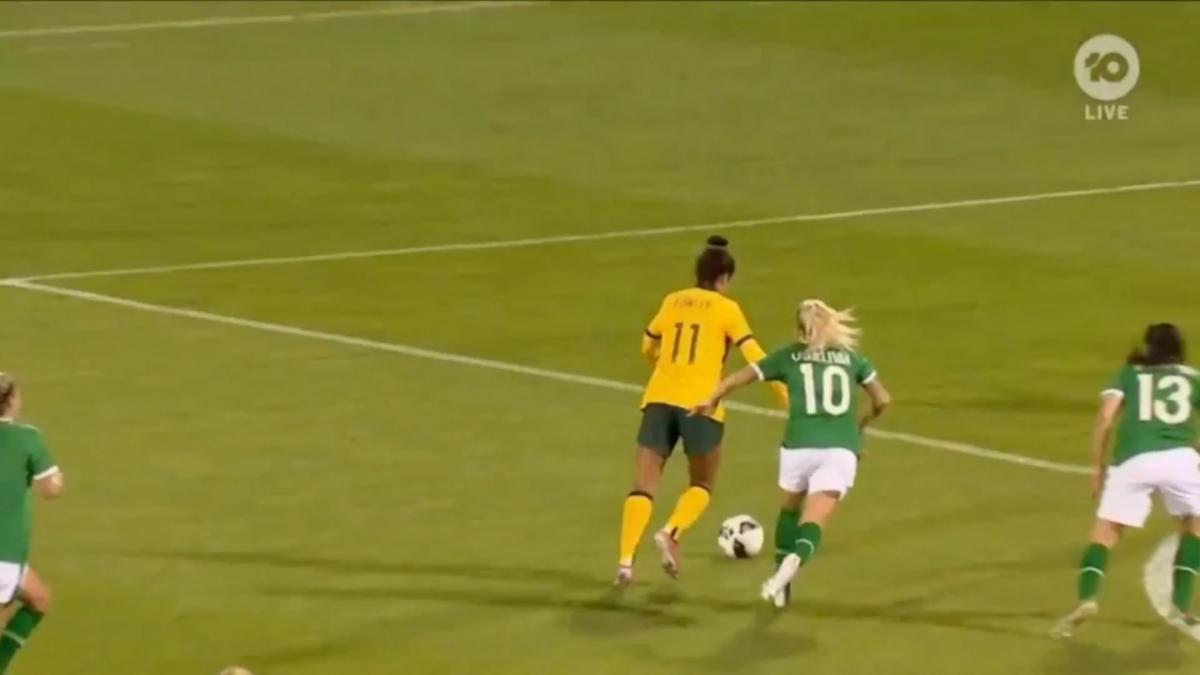Ireland v Australia | Mini Match | International Friendly