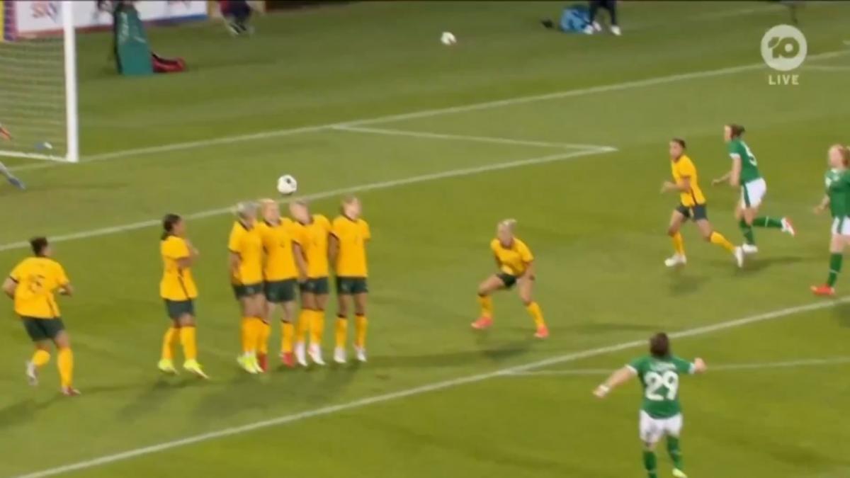 Ireland v Australia | Highlights | International Friendly