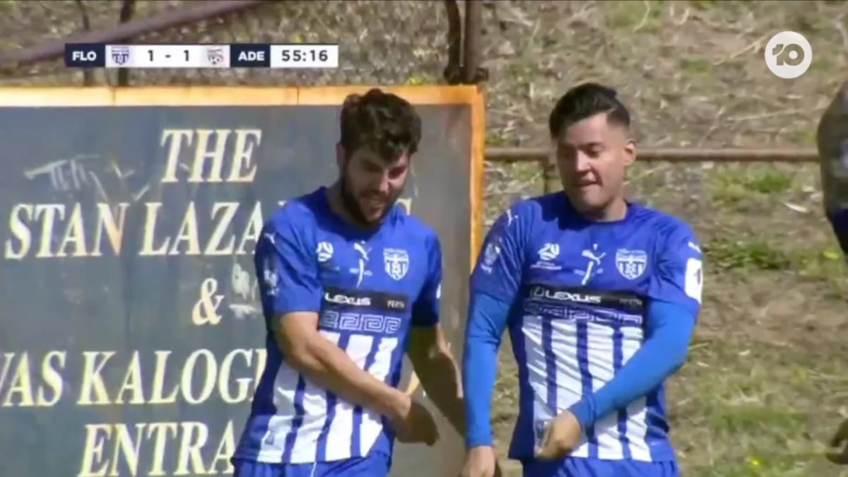 Floreat Athena v Adelaide United | Extended Highlights |  FFA Cup
