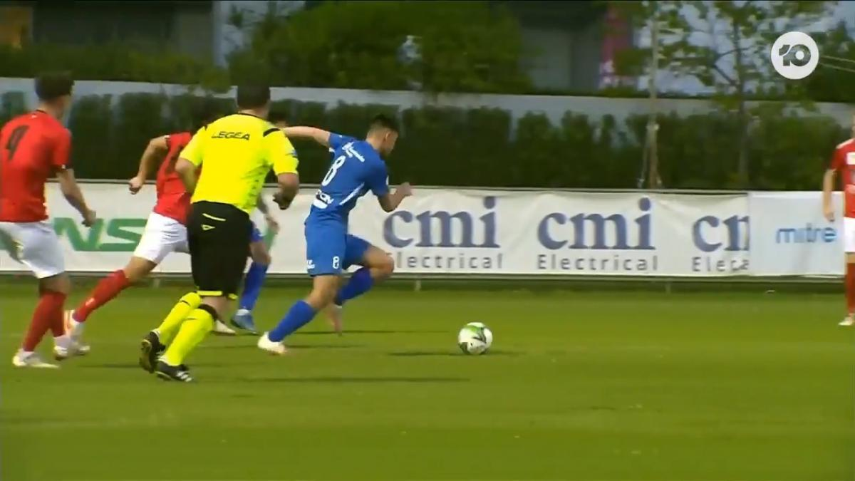 ECU Joondalup v Adelaide Olympic | Extended Highlights | FFA Cup