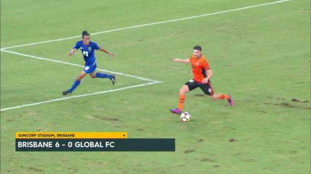 ACL highlights: Brisbane Roar v Global FC