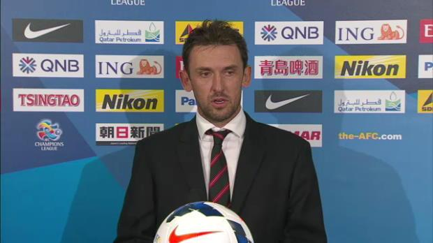 Popovic hails Wanderers' performance
