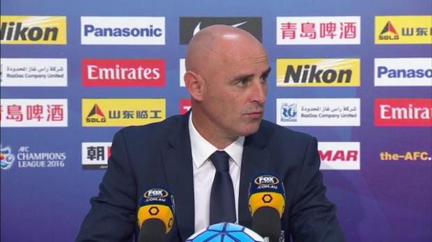 Melbourne Victory ACL MD1 press conference