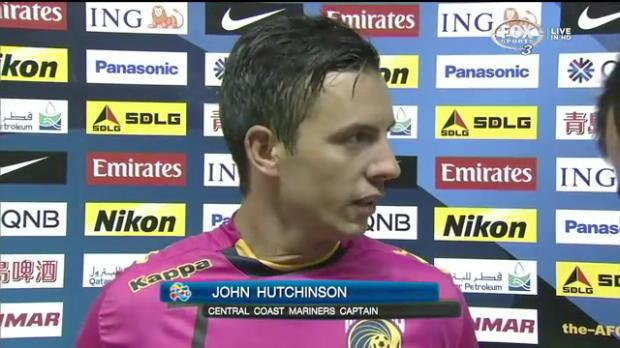 Hutchinson hurt by loss