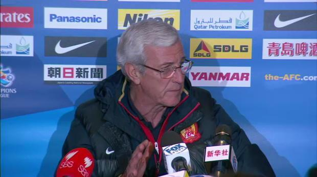 Lippi fumes at referee