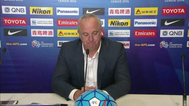 Sydney FC ACL press conference