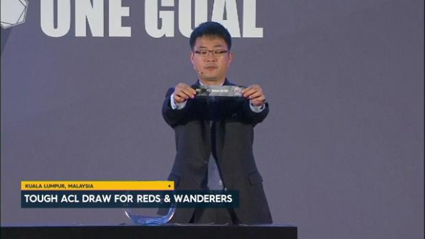 ACL 2017 draw revealed