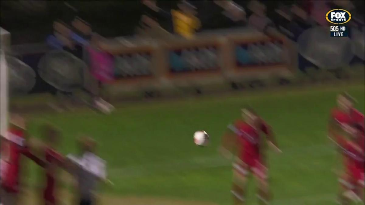 Donate Life Save of the Night from Matchday One of the FFA Cup 2019 Quarter-Finals