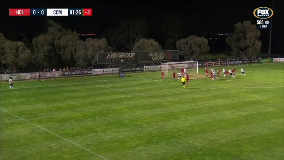 FFA Cup 2019 Quarter-Finals Goals Wrap: Matchday One