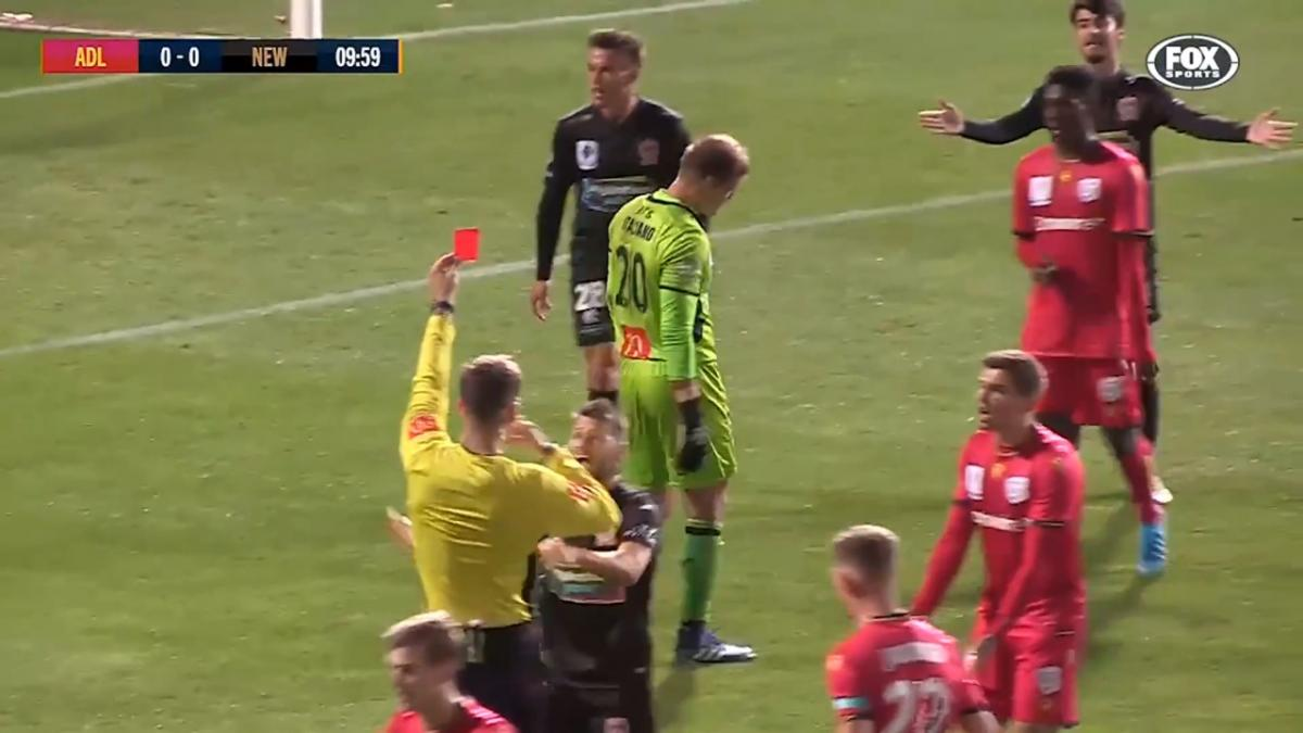 Full-time highlights: Adelaide United v Newcastle Jets