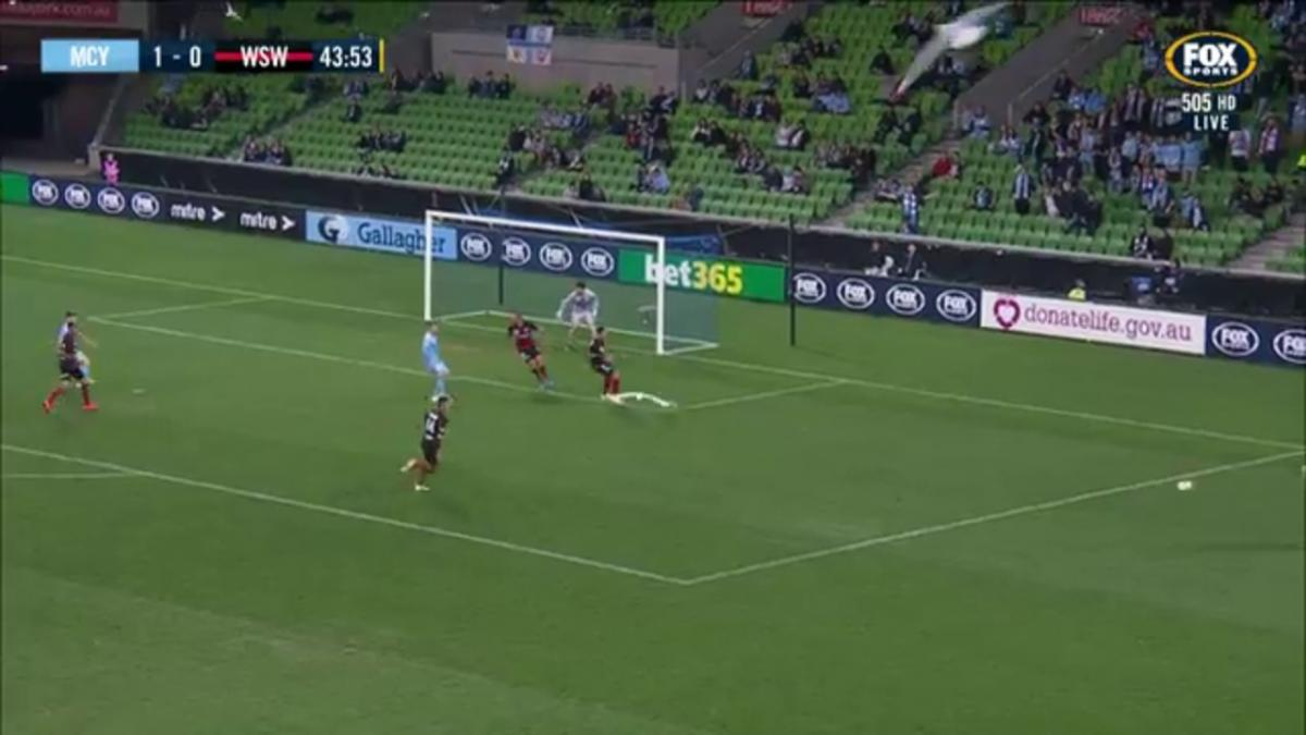 Full-time highlights: Melbourne City v Western Sydney Wanderers