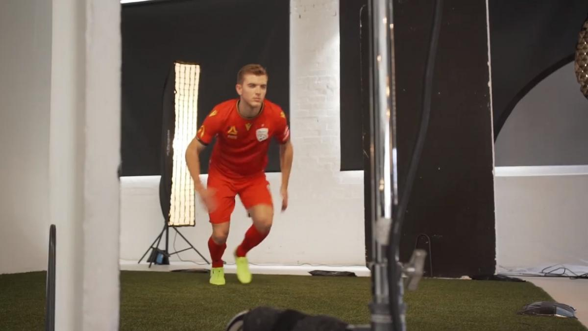 Riley McGree: It's good to be back in red